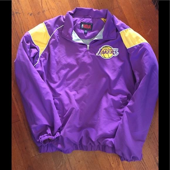 best sneakers e7c64 1ecd5 Vintage NBA LA Lakers Sweater